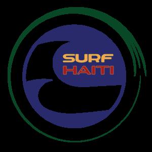 Surf Haiti 2020 Olympic Logo
