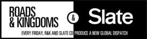 Logo Roads & Kings Slate